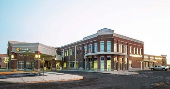 Community Westview Health Pavilion (1 of 5)