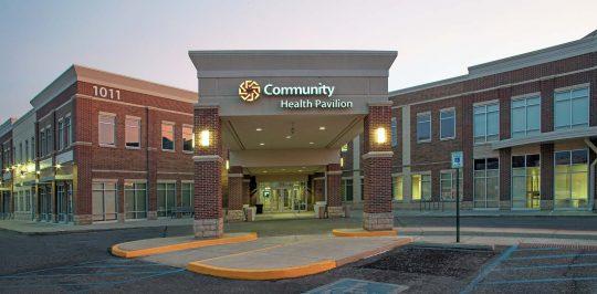 Community Westview Health Pavilion (2 of 5)