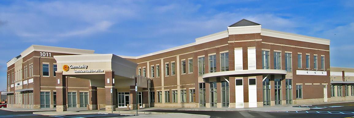 Community Westview Health Pavillion – Studio 3 Design