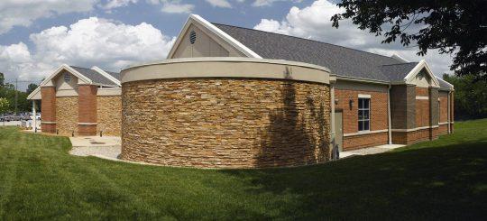 exterior back corner